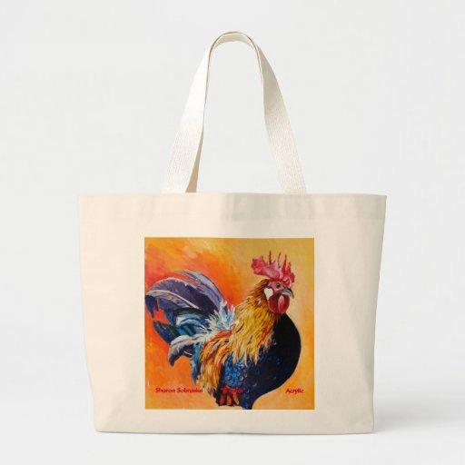 Tote del gallo bolsas