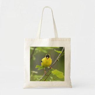 Tote del Goldfinch Bolsa Tela Barata
