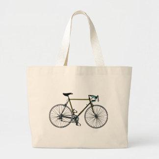 Tote del jumbo de la bicicleta bolsas