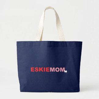 Tote del jumbo de la mamá de Eskie Bolsas De Mano