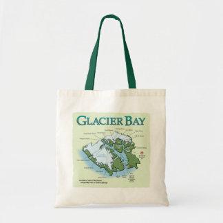 Tote del presupuesto del Glacier Bay
