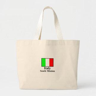 Tote del sur de la misión de Italia Bolsas De Mano