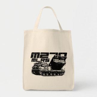Tote del ultramarinos del MLRS M270 Bolsa Tela Para La Compra