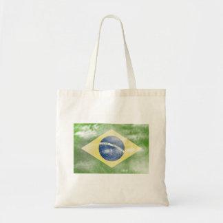 Tote del vintage de Brasileiro Bolsa Tela Barata