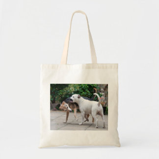 Tote: Dogs Bag