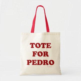 Tote for Pedro!