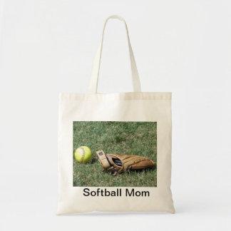 Tote for the Softball Mom