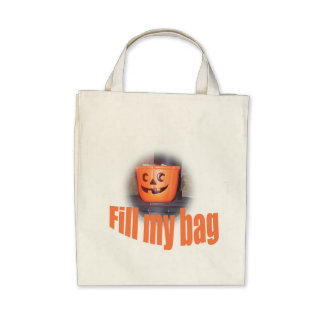 Tote: Halloween bag