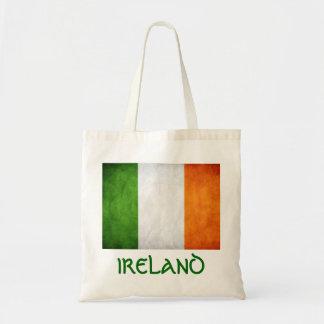 Tote irlandés bolsa tela barata