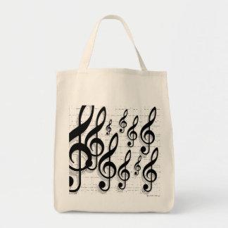 Tote It Loud Tote Bags