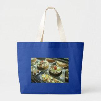 Tote, Jumbo, Cake #1 Jumbo Tote Bag