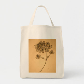 tote L white, available in diff shape/color/style Grocery Tote Bag