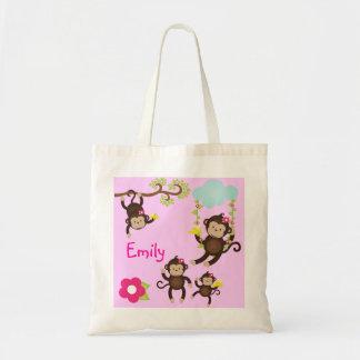 Tote/la bolsa de pañales personalizados