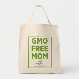 Tote libre orgánico de las compras de la mamá de bolsas de mano