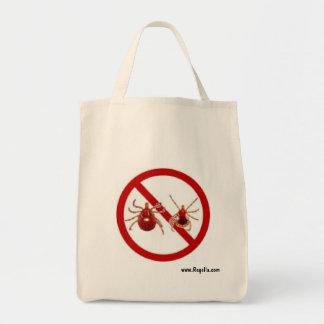Tote, Lyme Disease Awareness (Choose Style, Color) Tote Bag