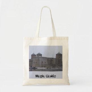 Tote mágico del castillo bolsas