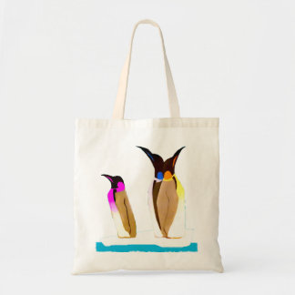tote penguins to the drift