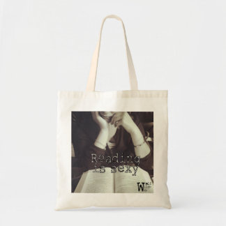Tote: Sexy Reading is Tote Bag