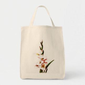 Tote shopping  bag-flower