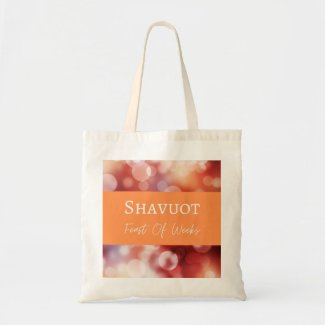 Tote Shopping Bag Shavuot Feast Of Weeks