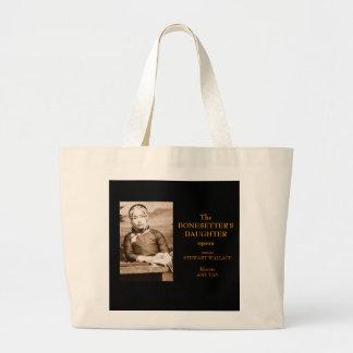 Tote: The Bonesetter's Daughter Opera Jumbo Tote Bag