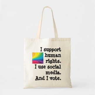 Tote the Vote - Support Human Rights