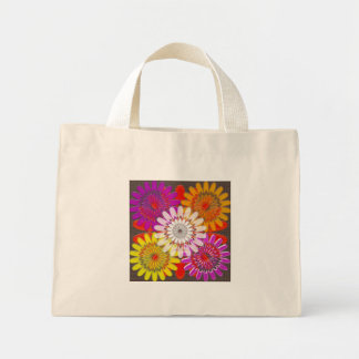 TOTE tiny DIY flowers Treasure Colorful