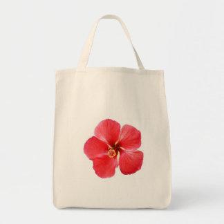 Tote tropical de la flor bolsa tela para la compra