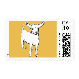 Tote your Goat! With the mail. Postage