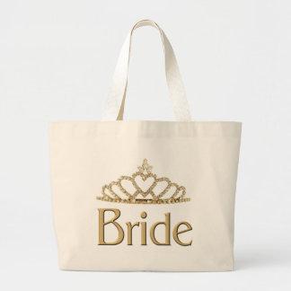 Totebag de la novia bolsa