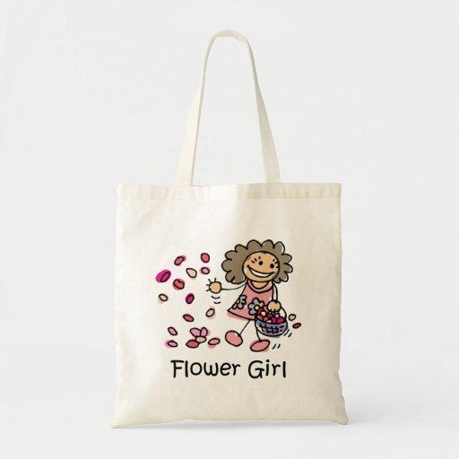 Totebag del florista bolsa tela barata