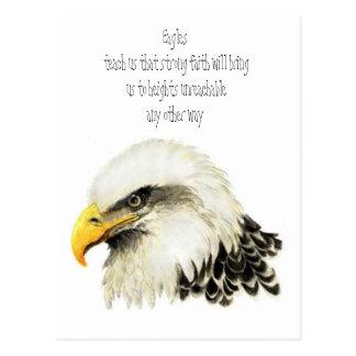 Tótem animal, espiritual, estímulo de la inspiraci postales