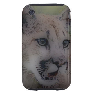 'Totem Cougar on the Hunt' Tough iPhone 3 Cover