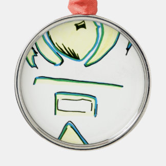 Tótem de Graphito Ornaments Para Arbol De Navidad