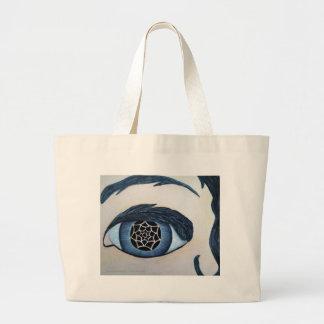 Totem Eye Bag