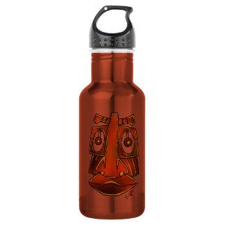 Totem face 18oz water bottle