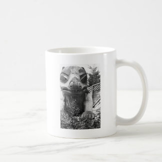 Totem Grave, 1916 Coffee Mug