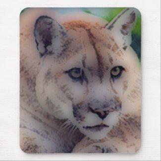 'Totem Panther' zazzle_mousepad