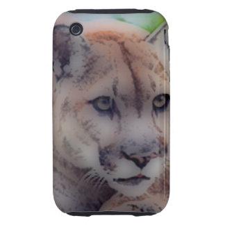 'Totem Panther' Tough iPhone 3 Case