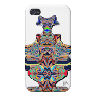 totem pole 22 cover for iPhone 4