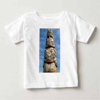 Totem Pole Baby T-Shirt