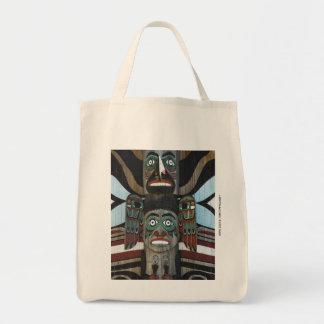 Totem Pole Bag
