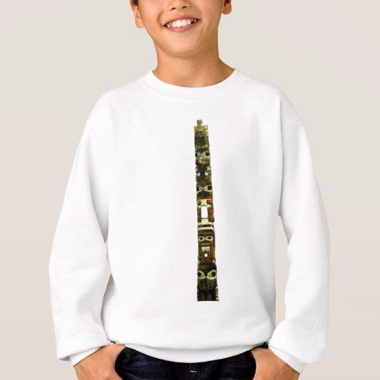 TOTEM POLE FIRST NATIONS Series Sweatshirt