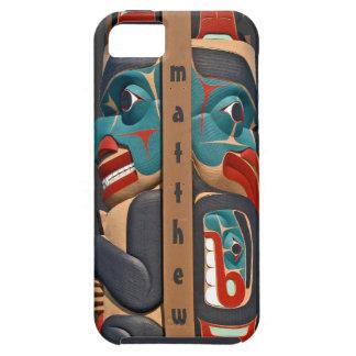 Totem Pole iPhone 5 Casemate iPhone SE/5/5s Case