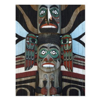 Totem Pole Postcards