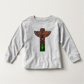 Totem Pole Spirit Creatures Toddler T-shirt