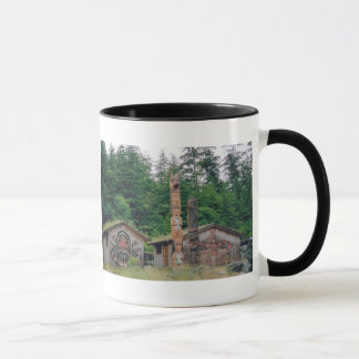 Totem Poles- Alaska Mug