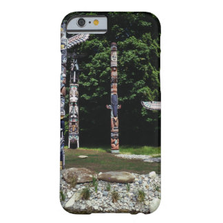 Totem poles, Vancouver, British Colombia Barely There iPhone 6 Case
