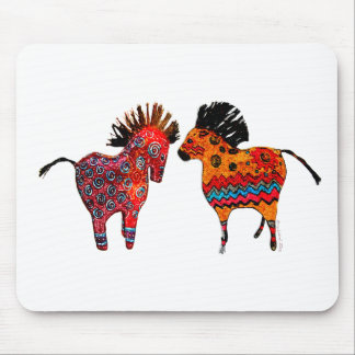 Totem Ponies Gifts and apparel Mouse Pad