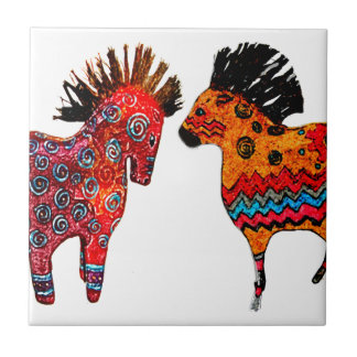 Totem Ponies Gifts and apparel Tile